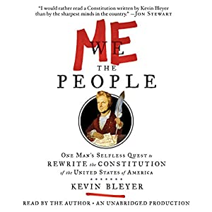 Me the People Audiobook