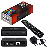 Original HB-DIGITAL MAG 254 IPTV SET TOP BOX Streamer Multimedia Player Internet TV IP Receiver