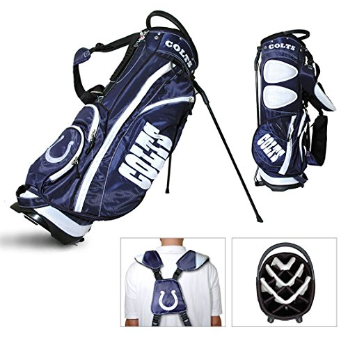 Indianapolis Colts Fairway Stand Bag by Team Golf