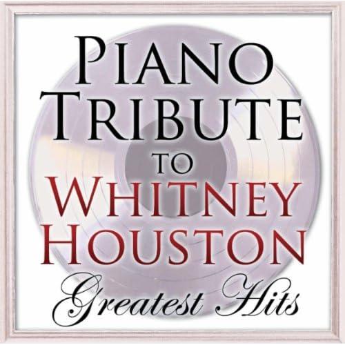 whitney houston i wanna dance with somebody piano pdf