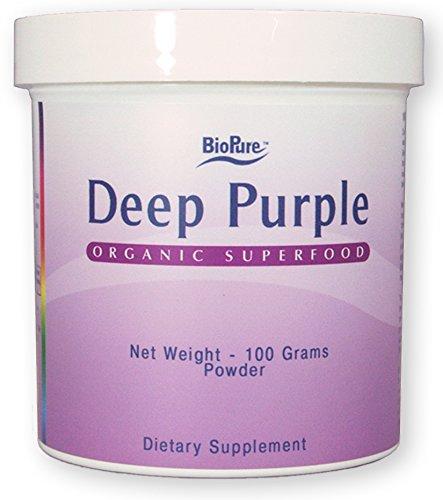 Deep Purple Organic Superfood