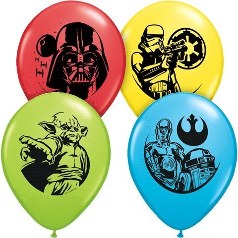Star Wars Assorted Color 11