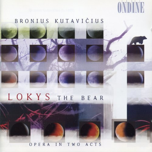 Lokys the Bear, Act I Scene 4: I had a woven gown (The One-Eyed Old Woman) - Are these the sounds of spirits in the night? [The Professor] ()
