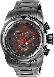 Invicta 22723 Mens Ceramics Quartz Chronograph Titanium Grey Cramic Watch