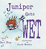 img - for Juniper Gets Wet book / textbook / text book