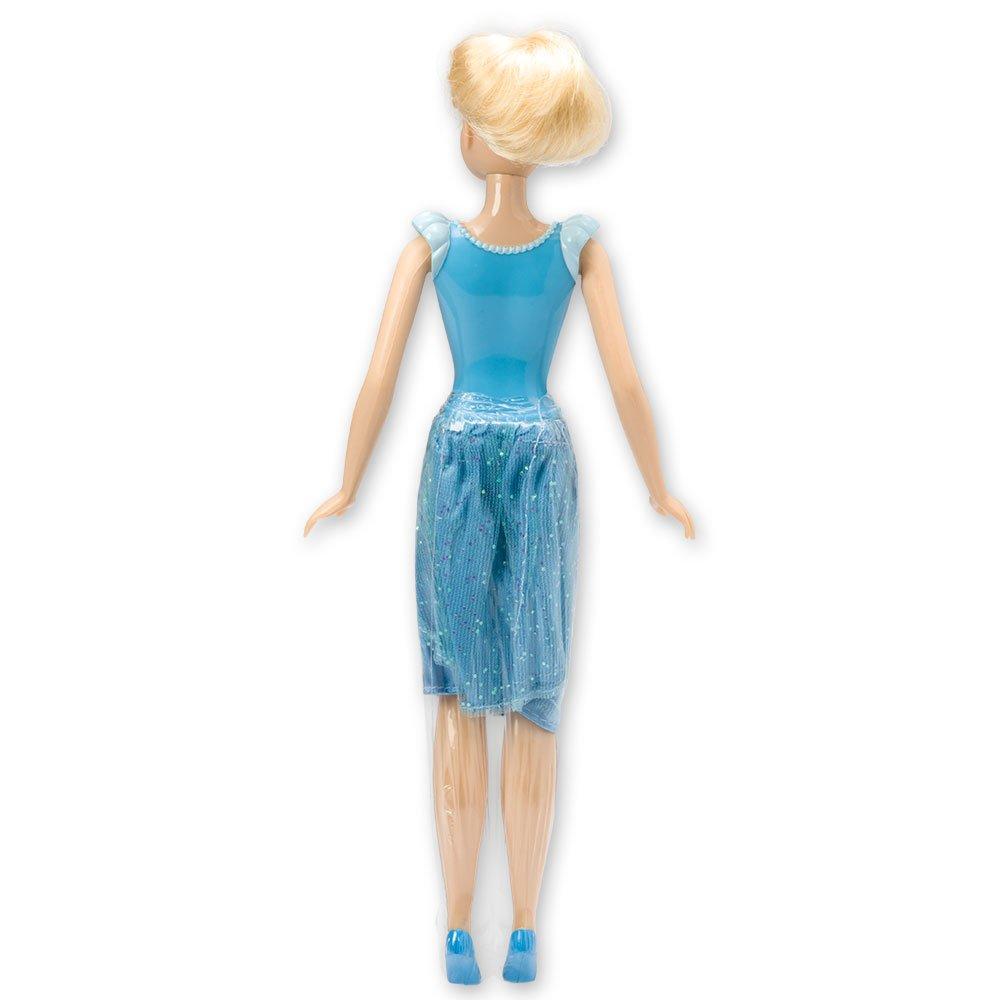 DecoPac Disney Princess Doll Signature Cake DecoSet Cake Topper, Cinderella, 11'' by DecoPac (Image #5)