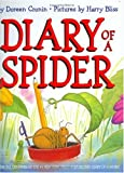 Diary of a Spider, Doreen Cronin, 0060001534