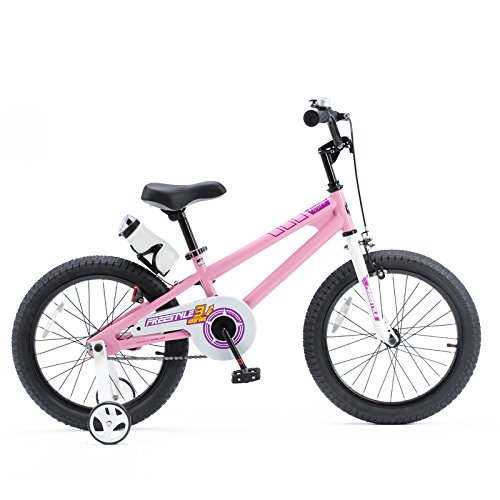 Cycle Force RoyalBaby BMX Freestyle Kids Bike, Boy's Bike...