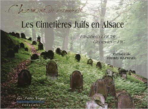 Download Online Les cimetières Juifs en Alsace pdf ebook