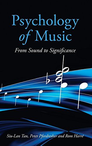 Psychology of Music: From Sound to Significance