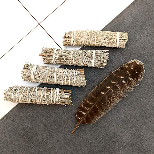 First Ritual Smudge Sticks (Myrrh, Pack of 4)