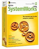 Software : SYMANTEC Norton SystemWorks 2004 (Windows)