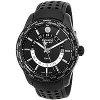 Movado 2600117 Series 800 Men's Watch (Black)