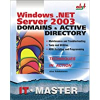 Windows .Net Domains and Active Directory: it Master