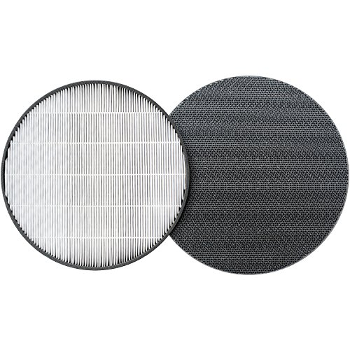 LG AAFTVT130 Drum-Style Air Purifiers AS401VSA0 & AS401VGA1 Replacement Filter Pack, Gray