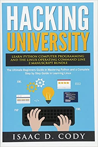 Hacking University: Learn Python Computer Programming from Scratch