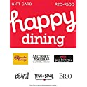$50 Happy Dining Gift Card
