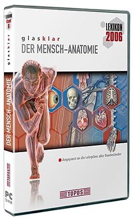Glasklar Lexikon 2006 - Der Mensch-Anatomie: Amazon.de: Software