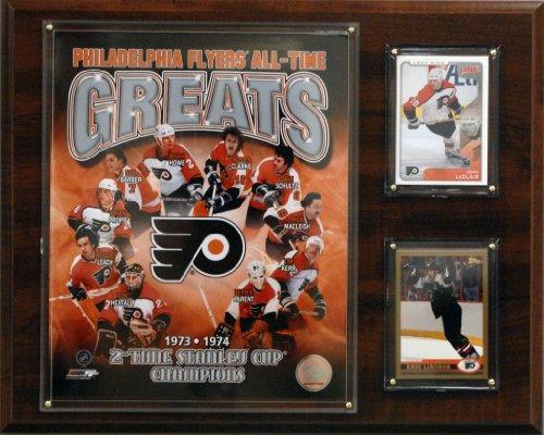 NHL Philadelphia Flyers All-Time Great Photo Plaque - Nhl Philadelphia Flyers Framed