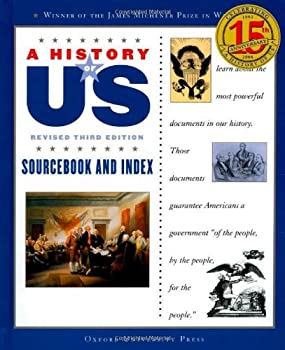 Paperback A History of US: Sourcebook and Index: A History of US Book Eleven Book