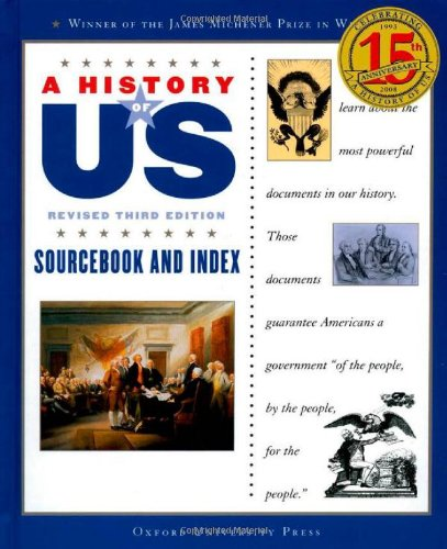 A History of US: Book 11: Sourcebook and Index - Book #11 of the A History of US