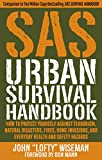 SAS Urban Survival Handbook: How to Protect