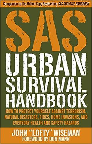 Sas Survival Book