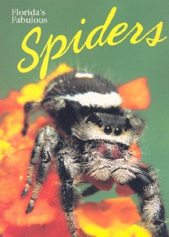 Book cover from Floridas Fabulous Spiders by G. B. Edwards