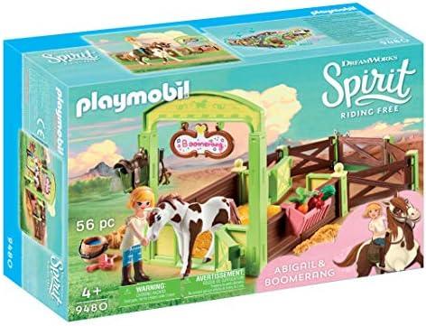 Multicolour DreamWorks Spirit 9481 Dream Works Maricela Playmobil