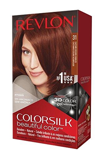 Revlon ColorSilk Haircolor Dark Auburn
