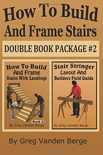 how to build stairs book - 1
