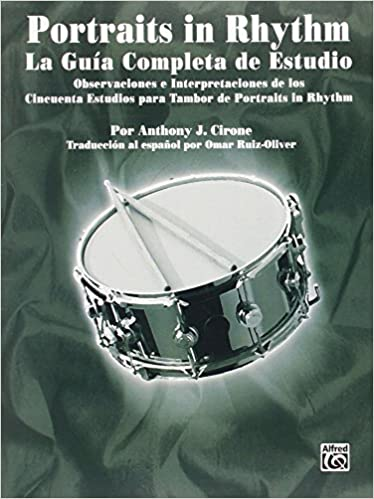 Portraits in Rhythm: (Spanish Language Edition) (Edicion en Español) (Book [Libro])