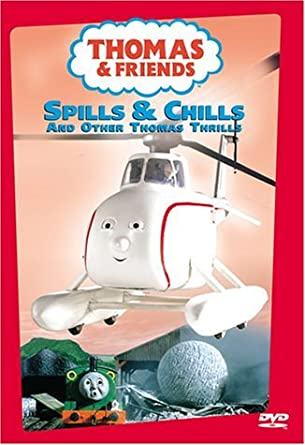 Amazon com: Thomas and Friends - Spills and Chills and Other