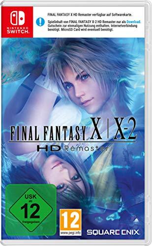 Final Fantasy X/X-2 (Nintendo Switch) [Edición alemana]
