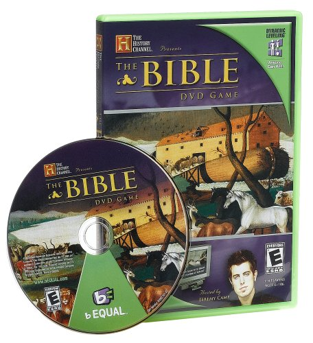 The History Channel: Bible Knowledge Adventure DVD Game by Specialty Board Games