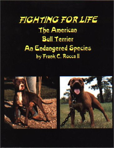 Fighting for life: The American bull terrier, an endangered species