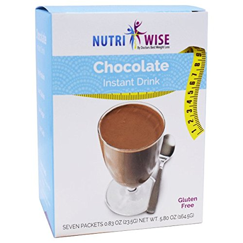 NutriWise – Chocolate Protein Diet Drink (7/Box) Review