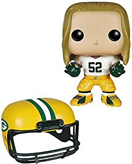 Funko 4548 POP! Vinylfigur: NFL: Clay Matthews (Packers)