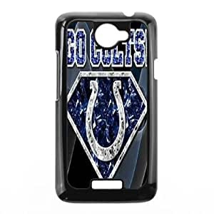 HTC One X Phone Case Black Indianapolis Colts JEL172142
