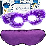 Best Cold Eye Mask For Puffy Eyes - Gel Eye Mask for Puffy Eyes - Reusable Review