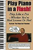 Play Piano in a Flash!, Scott Houston, 0971286108