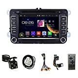 TLTek 7 inch HD 1024*600 Muti-touch Screen Car GPS Navigation System For Volkswagen Passat / Golf / Tiguan / Jetta / CC 2006-2012 Android DVD Player+Backup Camera+North America Map