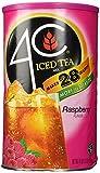 4C Instant Iced Tea Mix, Raspberry 70.3 ounces