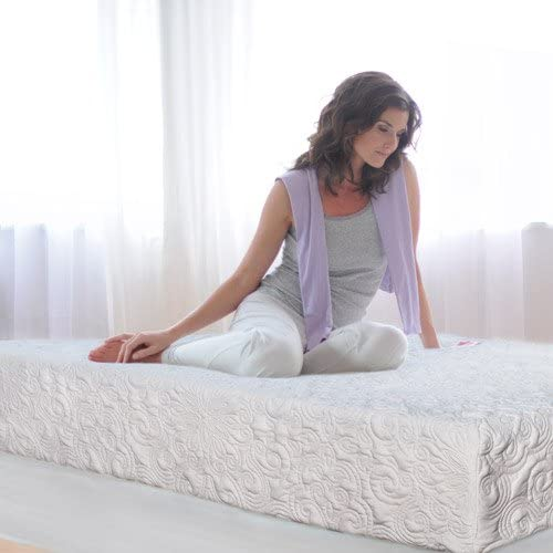 Spa Sensations 12″ Theratouch Memory Foam Mattress Queen