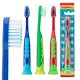 SmileCare Youth Suction Cup Toothbrush - Children's Dental Hygiene Products - 48 per Pack