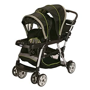 Graco Ready2Grow Classic Connect LX Stroller, Surrey (Discontinued by Manufacturer)