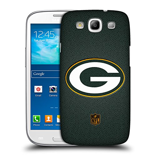 Official NFL Football Green Bay Packers Logo Hard Back Case for Samsung Galaxy S3 III I9300