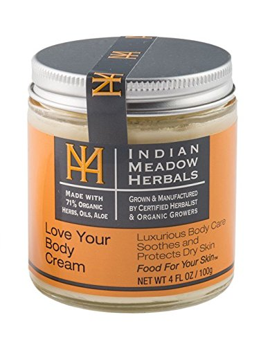 Indian Meadow Herbals - Love Your Body Cream Herbal Body Cream