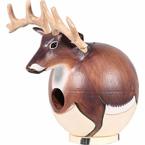 Songbird Essentials 008128 Deer GORD-O Bird House ()