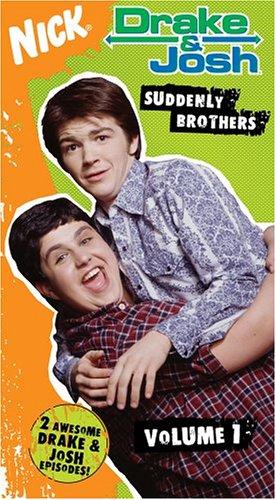Drake and Josh - Suddenly Brothers (Vol. 1) [VHS] (Drake Bell And Josh Peck And Miranda Cosgrove)